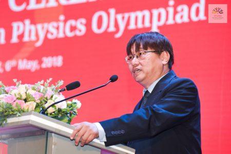 Mr. Leong Chuan Kwek - President of APhO